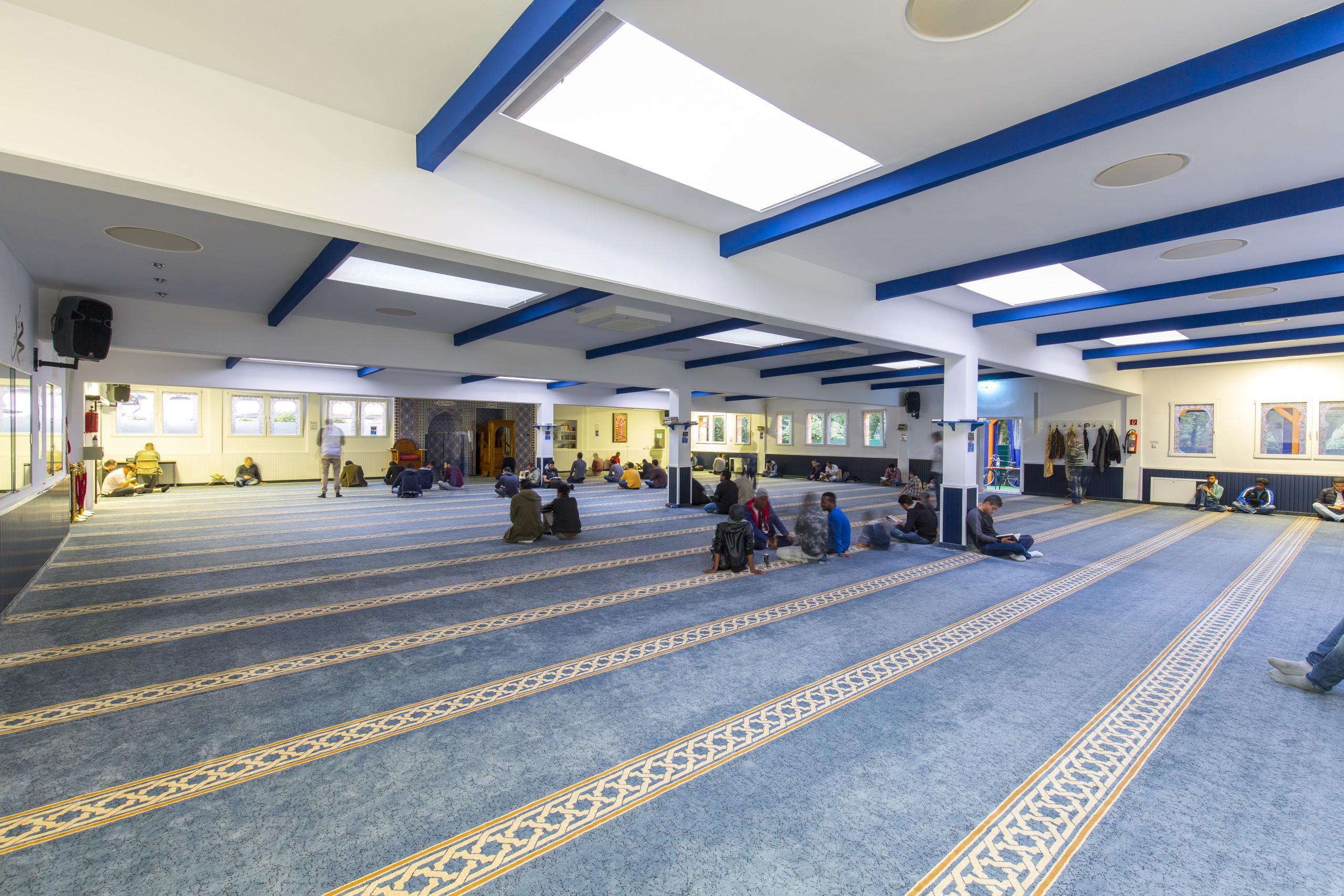 يوم المسجد المفتوح 2021