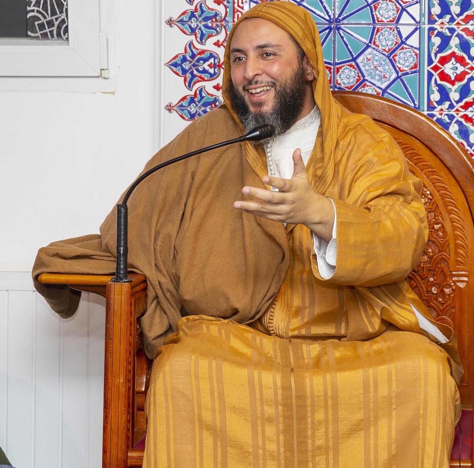 Jahreskonferenz mit Scheikh Dr. Said Al Kamali